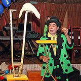 Артисты цирка на детский праздник