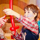 ШОУ ШДМ на детский праздник