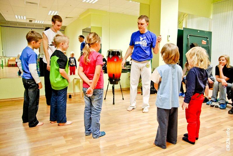 Мастер классы в рязани для детей