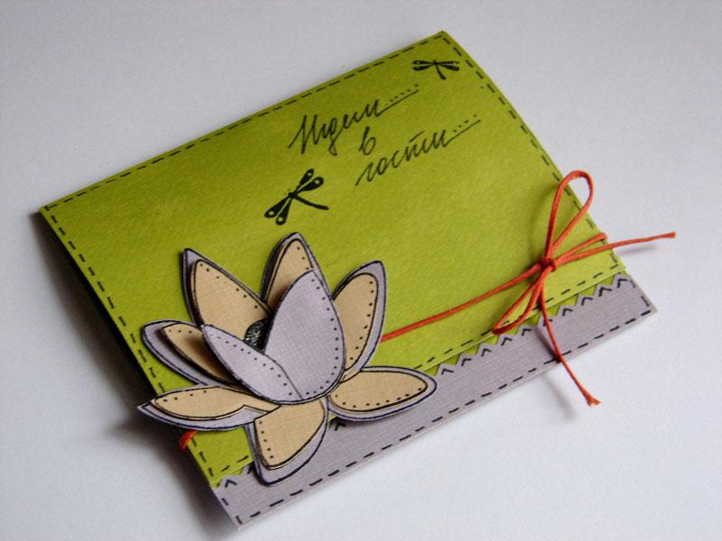 Оригинальная открытка своими руками маме с днем рождения