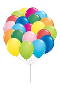 Гелиевые шары Нижний Новгород купить с доставкой.