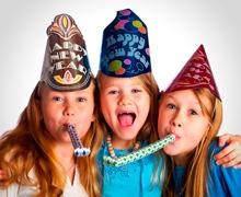 Программы на день рождения ребенка старше 9 лет