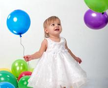 Программы на день рождения ребенка до 4х лет