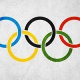 Детский праздник Олимпийские игры