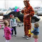 День рождения с Тигрой и пузырями