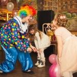 Клоуны на детский праздник