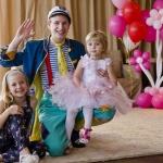 Детский праздник Принцессы и Моряка