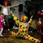 Детский праздник с Клоунами