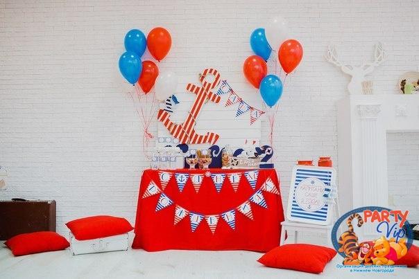 Оформление детского дня рождения в морском стиле своими руками 36