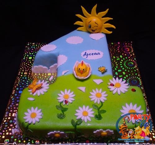 Детские торты на заказ фото ярославль