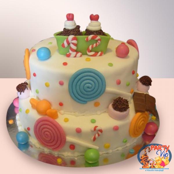Торт на день рождение ребенка улан-удэ