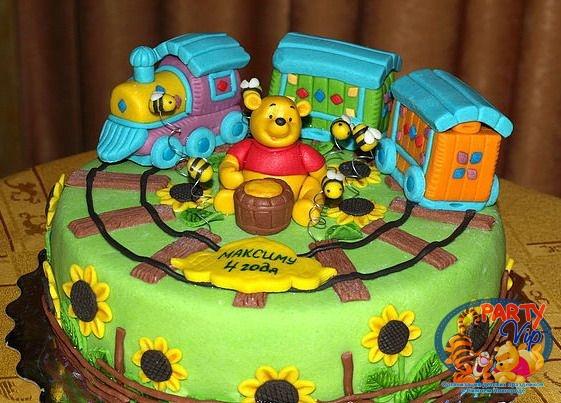Играть мой торт на день рождения