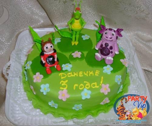 Изготовление детских тортов на заказ в запорожье фото