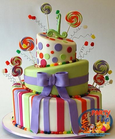 Картинки тортов на день рождения ребенка