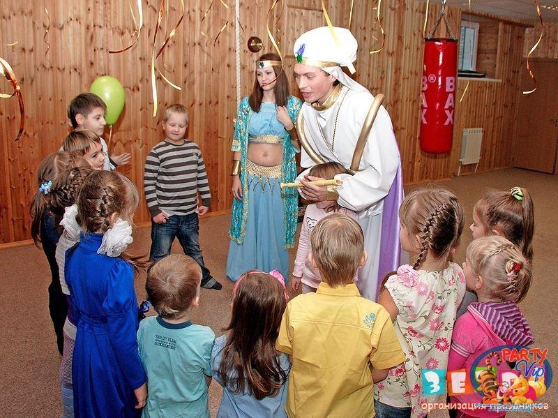 Отмечаем детский праздник аниматоры в школу Шубинский переулок