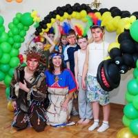 День рождения ребенка Нижний Новгород. Отметить детский день рождения.